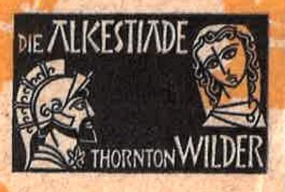 Alcestiad 1957 production