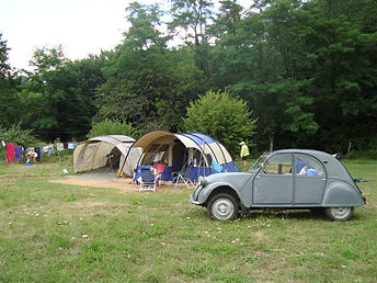 Le Peyret Bas camping plaatsen
