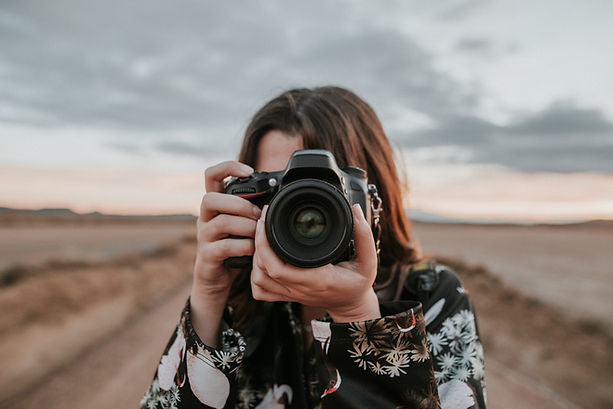 Photographier un paysage lors d'un cours photo pour débutant