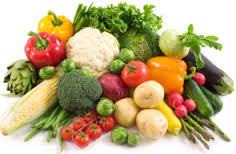 Try to use organic fruits and vegetables, if possible