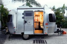 airstream size outside
