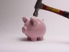 pig bank budget buster