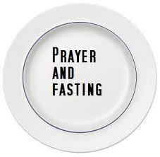 fasting and plate