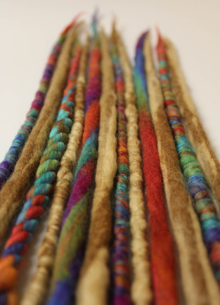 wool dreadlocks ireland