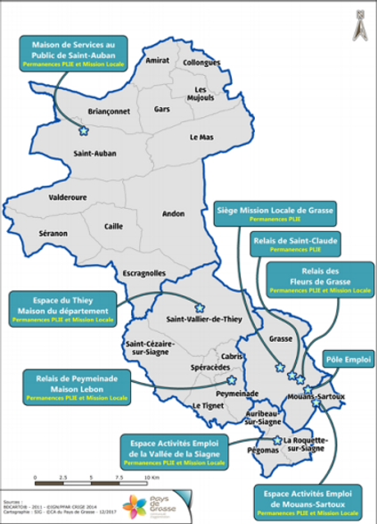 Carte du PLIE CAPG.png