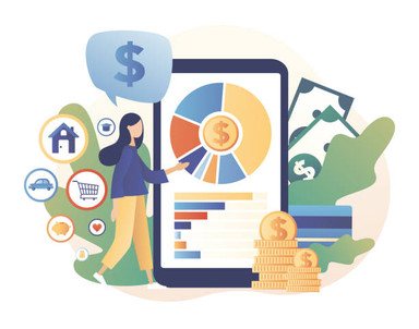 Vous avez des difficultés budgétaires ? Le nouveau Point Conseil Budget peut vous aider !
