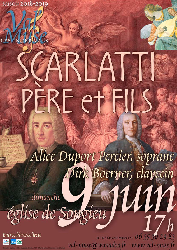Scarlatti Père et Fils