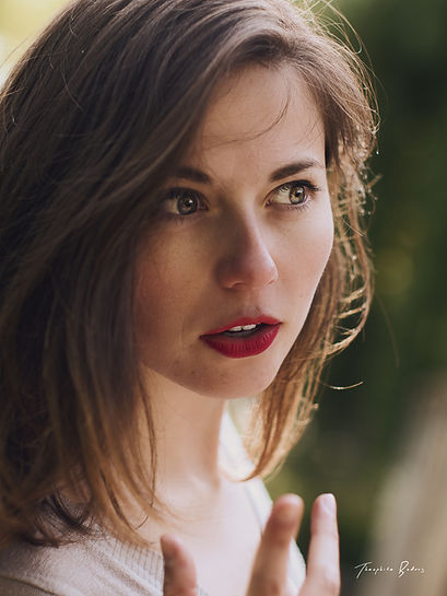 Alice Duport-Percier regard