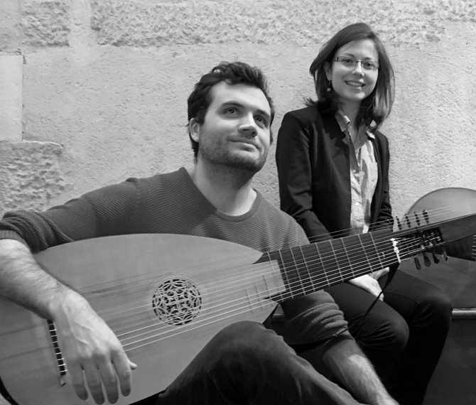 Conférence/Concert avec le Duo Darshan