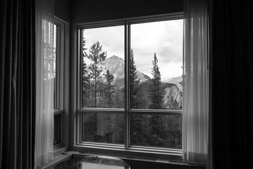Room with a View, Rimrock Resort