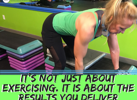 Body Toning Is Not Just About Exercising