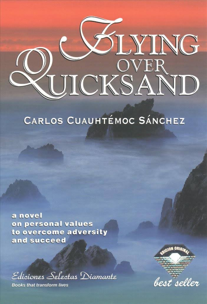 Flying Over The Quicksand Book
