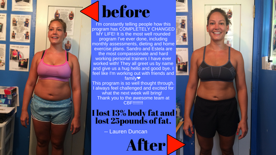 Weight Loss Case Study Lauren Duncan