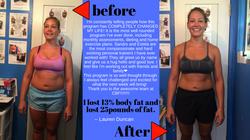 Weight Loss Case Study Lauren Duncan