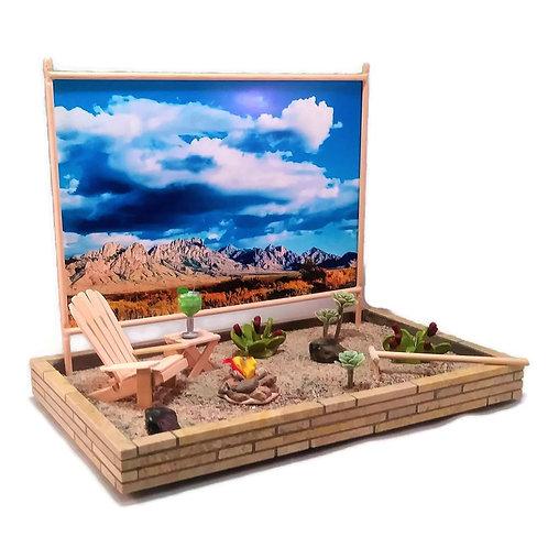 Desert Peaks Zeniscape