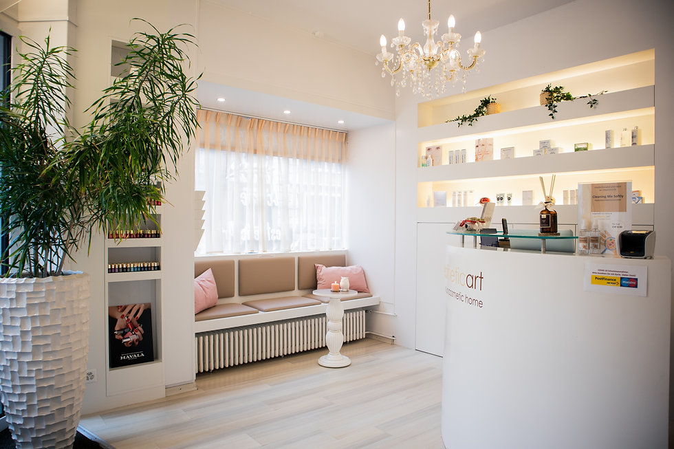 Kosmetikstudio Zürich-Seefeld