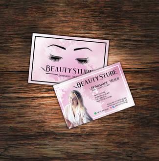 Visitenkarten Beautystube