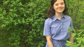 A TREnDS Photoshoot: A Retro Summer Dress