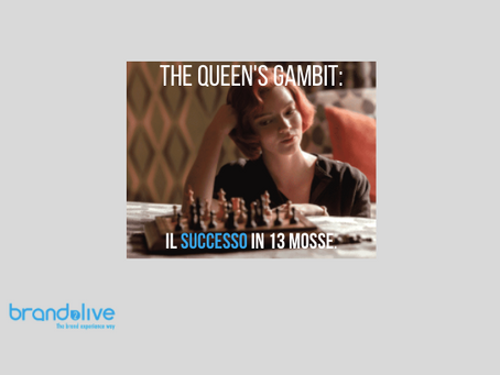 The Queen's gambit: il successo in 13 mosse.