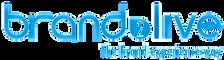 BRAND 2 LIVE logo last vers trasparente_