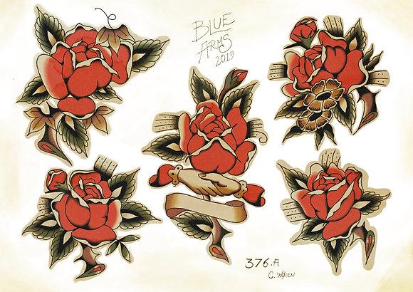 Rose Sheet By Chris