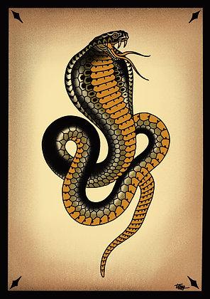 Snake By Tony
