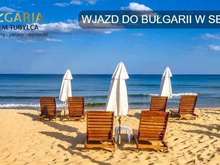 Wjazd i zasady obowiązujące w Bułgarii w sezonie letnim 2021