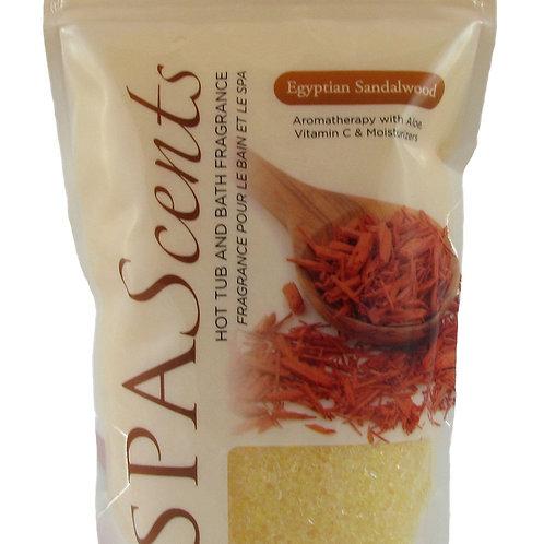 SpaScents 482g Crystal Pouch Egyptian Sandalwood