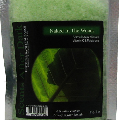 Scents After Dark85g Sample Size Naked In The Woods