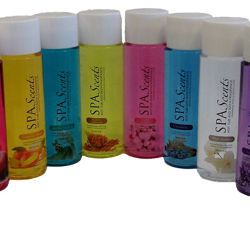 SpaScents 250ml Assorted Case of 12