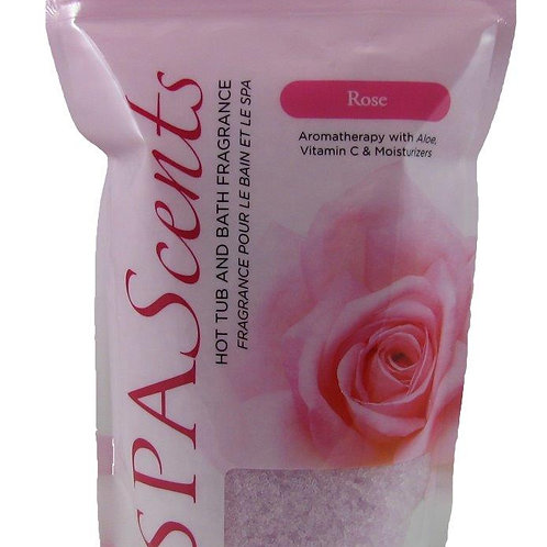 SpaScents 482g Crystal Pouch Rose
