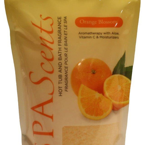 SpaScents 482g Crystal Pouch Orange Blossom