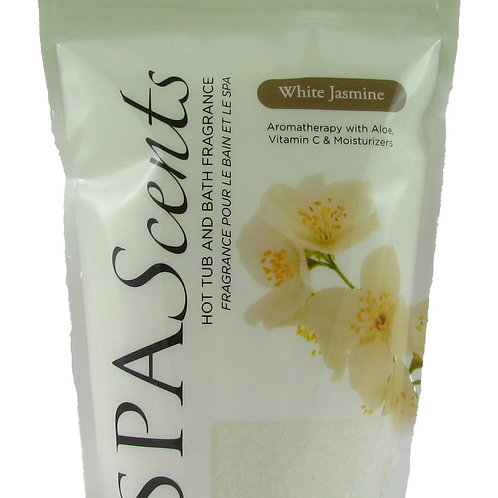 SpaScents 482g Crystal Pouch White Jasmine