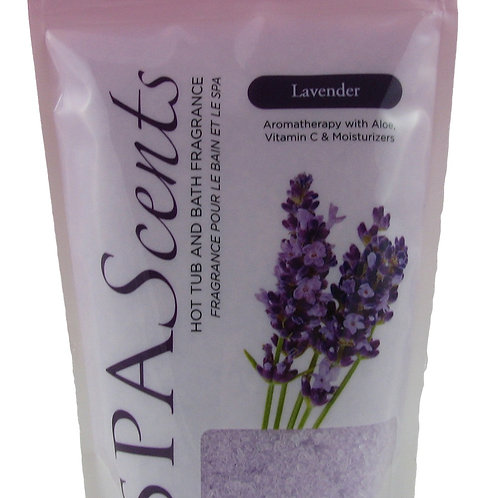 SpaScents 482g Crystal Pouch Lavender