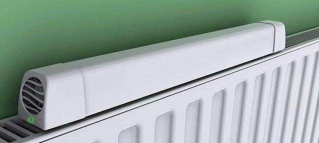 turbo logic radiator booster