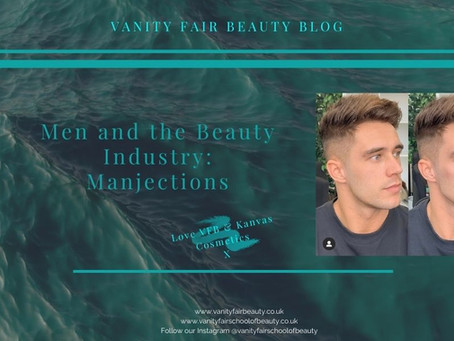 Men and the Beauty Industry: Manjections