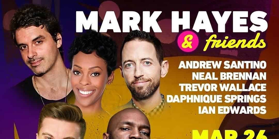 Tonight Mark Hayes & Friends