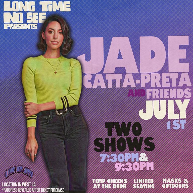Jade Catta-Preta & Friends