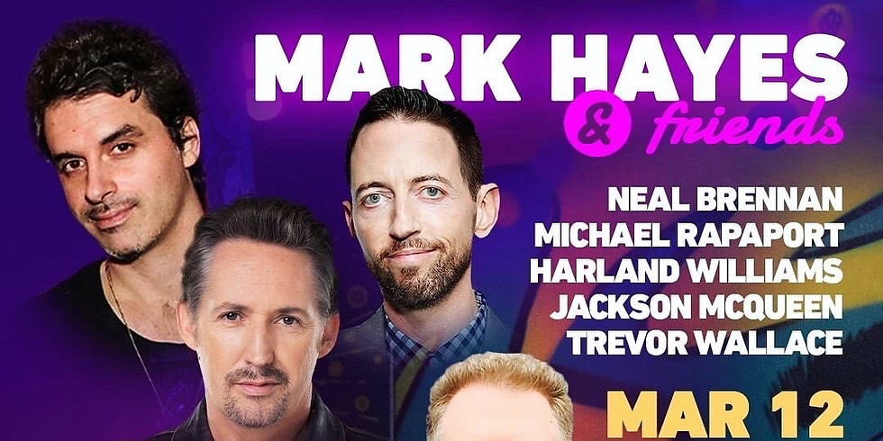 Mark Hayes & Friends