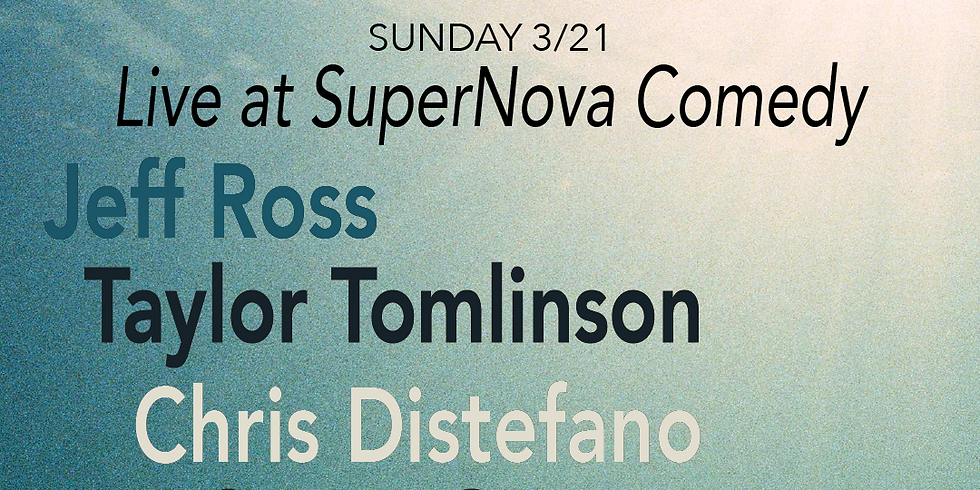 SuperNova Sunday