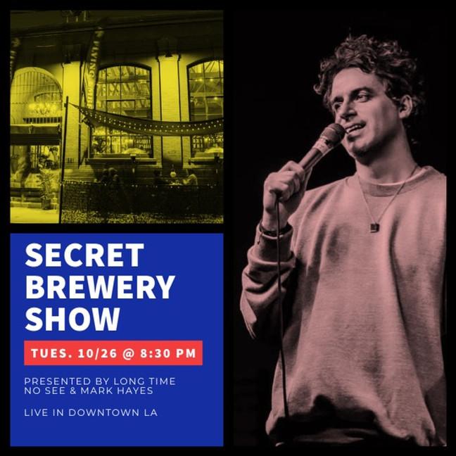 Secret Brewery Show (Los Angeles)