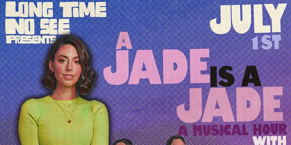 Jade Catta-Preta LIVE TAPING