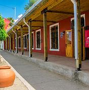 Centro Cultural Casas San Francisco, Pel