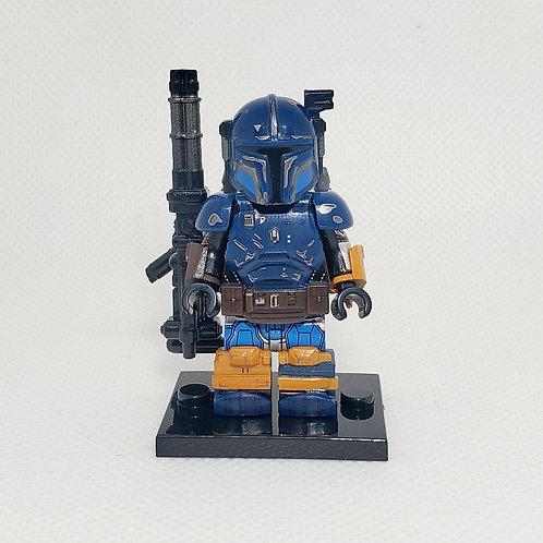 Paz Vizsla (Removable Armor)