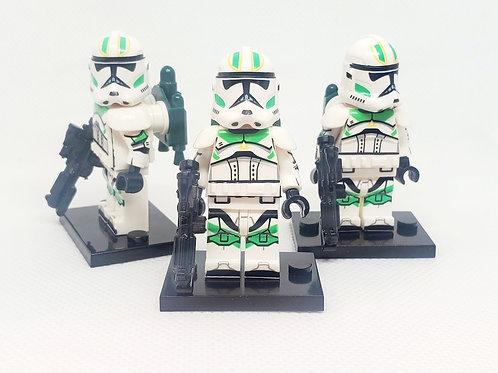 Clone 3-Pack (Green)