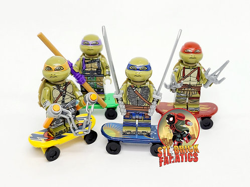 Teenage Mutant Ninja Turtles (Movie)