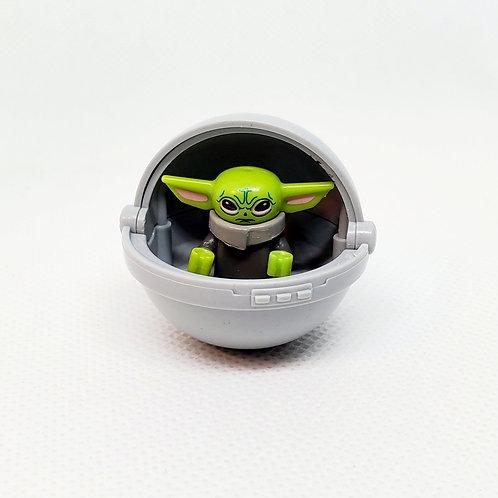 Baby Yoda (grey)