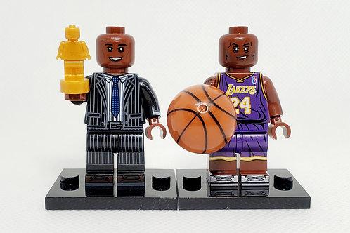 Black Mamba Set (Kobe Bryant)