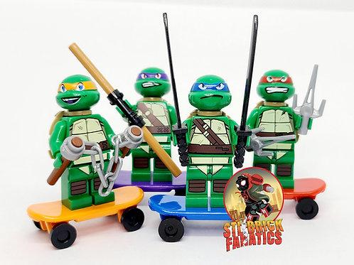 Teenage Mutant Ninja Turtles (Animated)