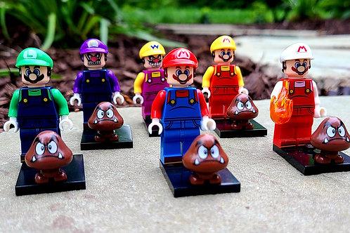 Mario and Luigi set